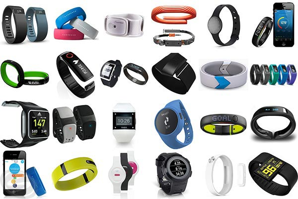 List of all fitness trackers, smartwatches and smart bands [A-Z List]