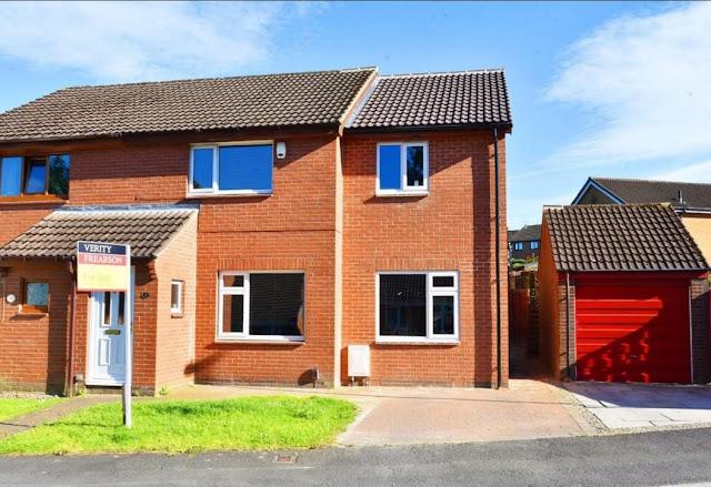 Harrogate Property News - 3 bedroom semi-detached house for sale Columbine Grove, Harrogate