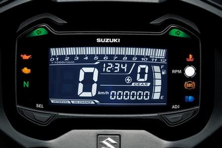 Fitur Suzuki GSX 250R