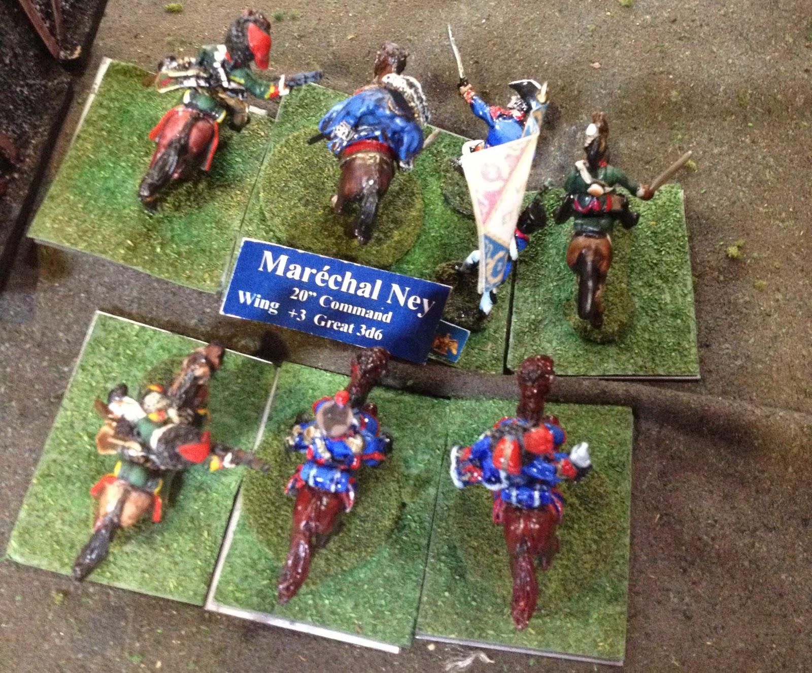 MurdocK's MarauderS: InCon SHAKO II Demo Game of Quatre Bras