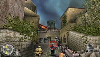 DOWNLOAD call of duty roads to victory ppsspp game ISO for Android - www.pollogames.com