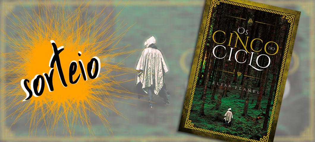 Sorteio de livros: concorra a 5 e-books Os Cinco do Ciclo | Promoção