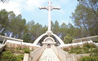 Wisata Kerohanian Salib Kasih Tarutung