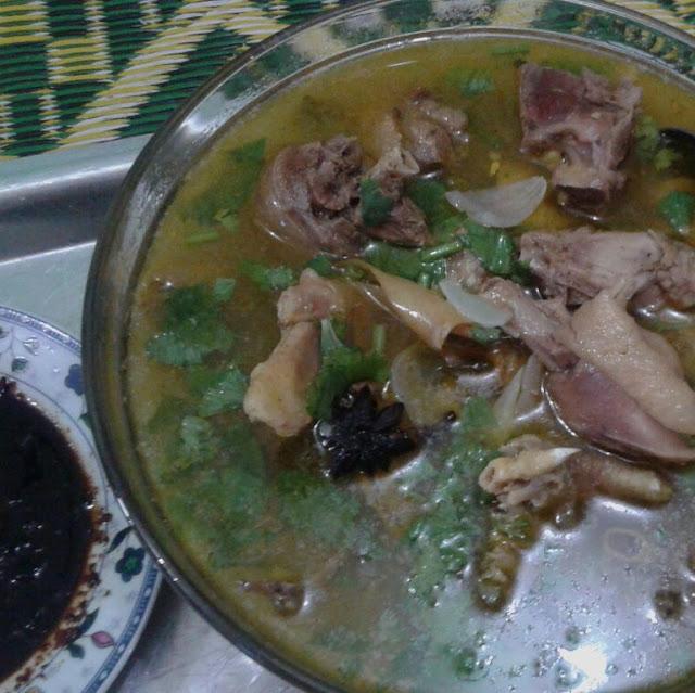Cara-cara-memasak-sup-ayam-kampung-yang-mudah-dan-sedap