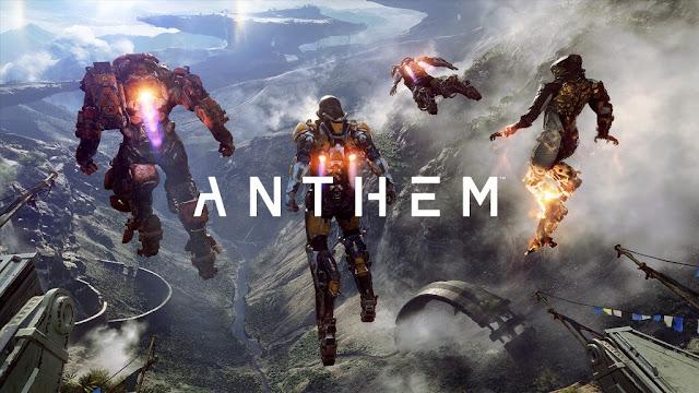 عاجل: شركة EA تحدد فترة إصدار لعبة Anthem بشكل نهائي …