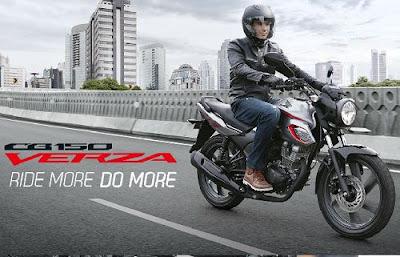 Spesifikasi Dan Daftar Harga Honda CB150 Verza