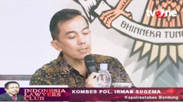Polrestabes Bandung Sempat Menolak Laga Persib Kontra Persija Dilaksanakan di GBLA