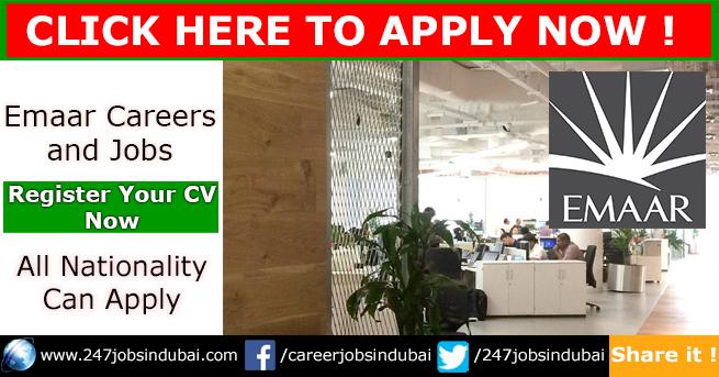 Emaar Jobs and Careers UAE