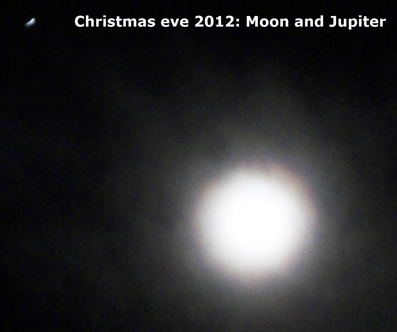 moon jupiter and its rings - photo #29