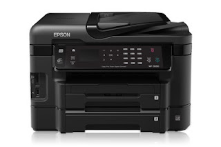 Epson WorkForce WF-3530 Printer Driver Download