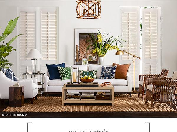 Hawaiian Style Interiors