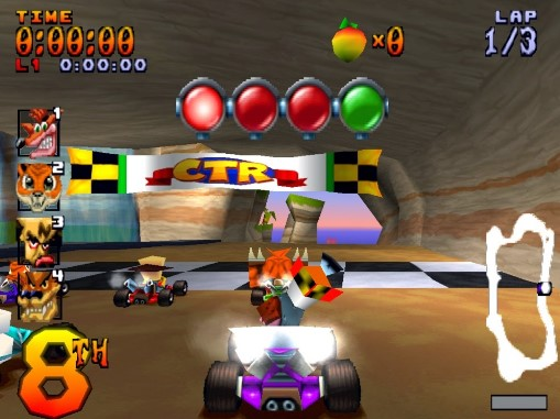 Download CTR Crash Team Racing Ps1 Android