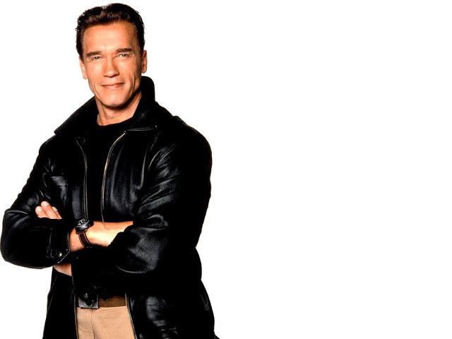 Body Building : Arnold Schwarzenegger's Training Day : 07