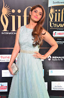 Surabhi Beautiful Smile at IIFA Utsavam Awards 2017  Day 2 at  25.JPG