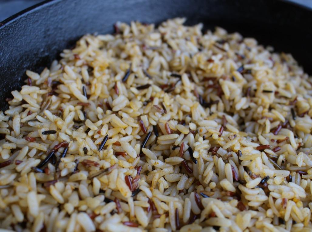 C 39 est ma fourn e le riz safran cuit au four de jamie oliver - Gramme de riz par personne ...
