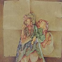 Maruja Valdés Solís pintura figurativa