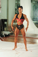 She switched to bodybuilding