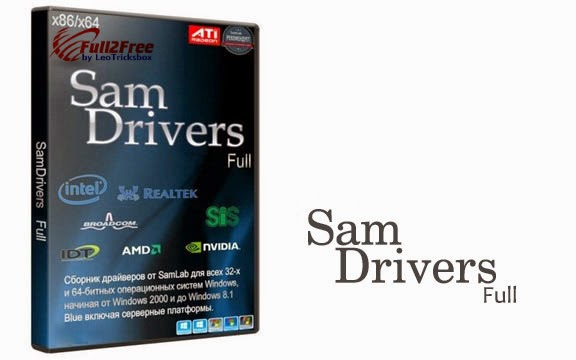 Driver : SamDrivers 14.12 Full