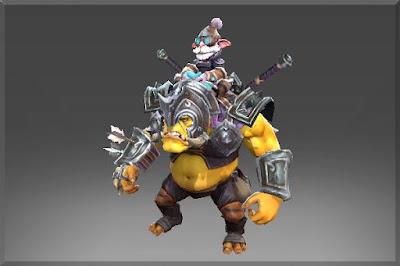 Alchemist - Toxic Siege Armor