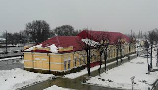 Железнодорожная станция Павлоград-I
