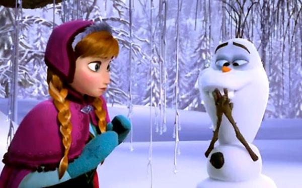 Du tricot et des jouets la reine des neiges anna - Reine de neige 2 ...