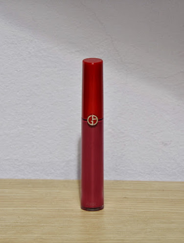 Review: Giorgio Armani Lip Maestro #502 Creation