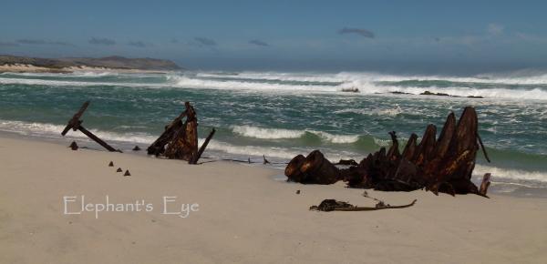 Nolloth shipwreck