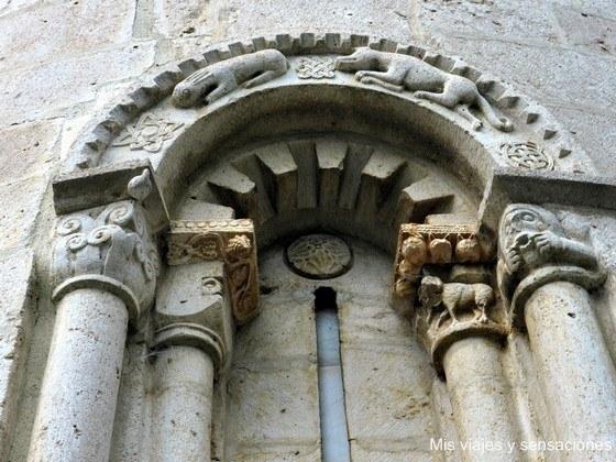 Iglesia de Santa María de Siones, Valle de Mena, Merindades, Burgos
