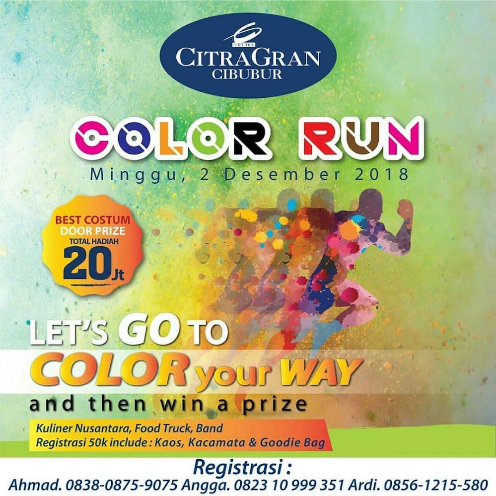 CitraGran Color Run • 2018