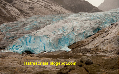 Glaciar Nigardsbreen