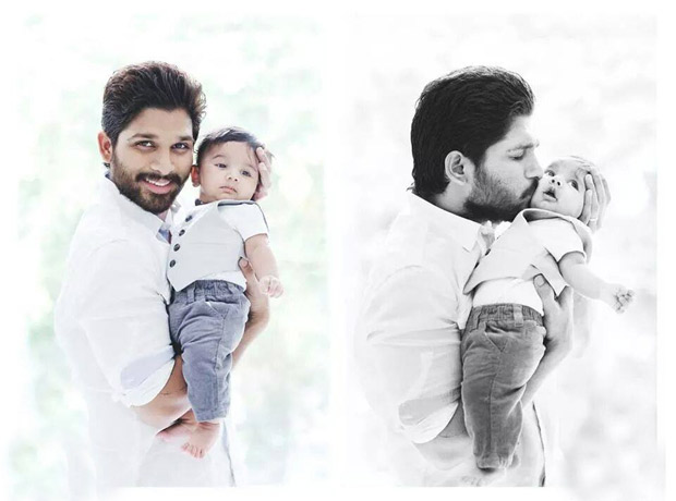 Tollywood Actors with their sons