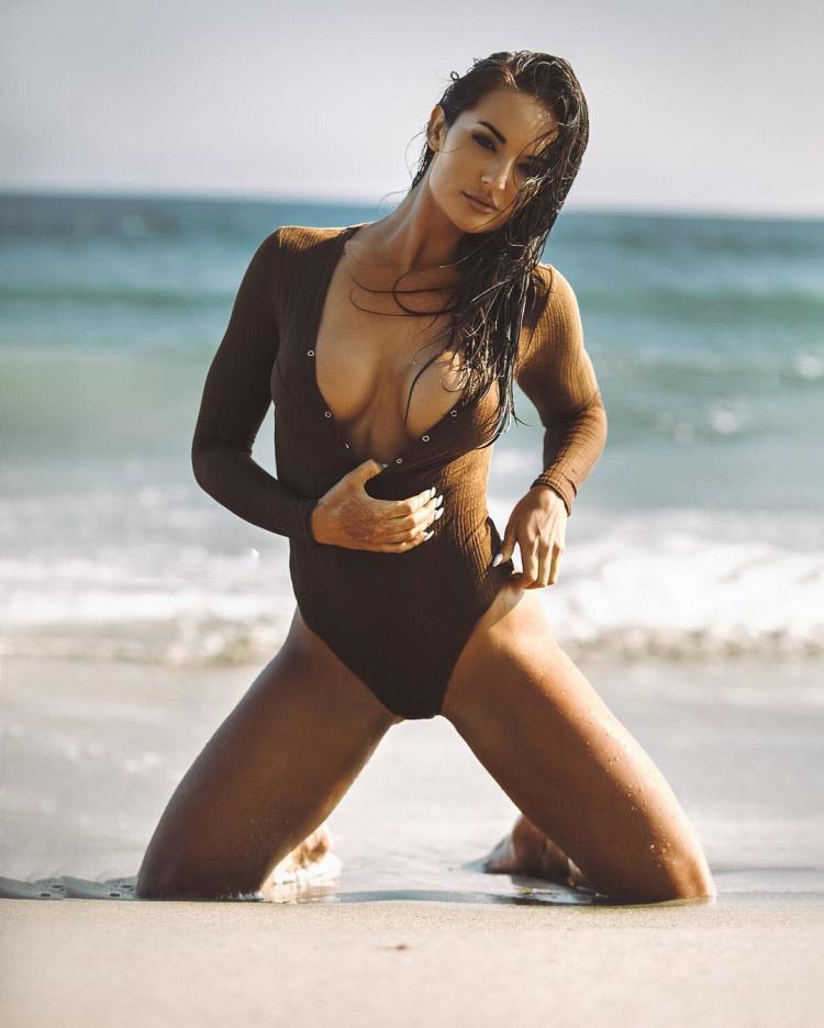 Hottest Female Fitness Model