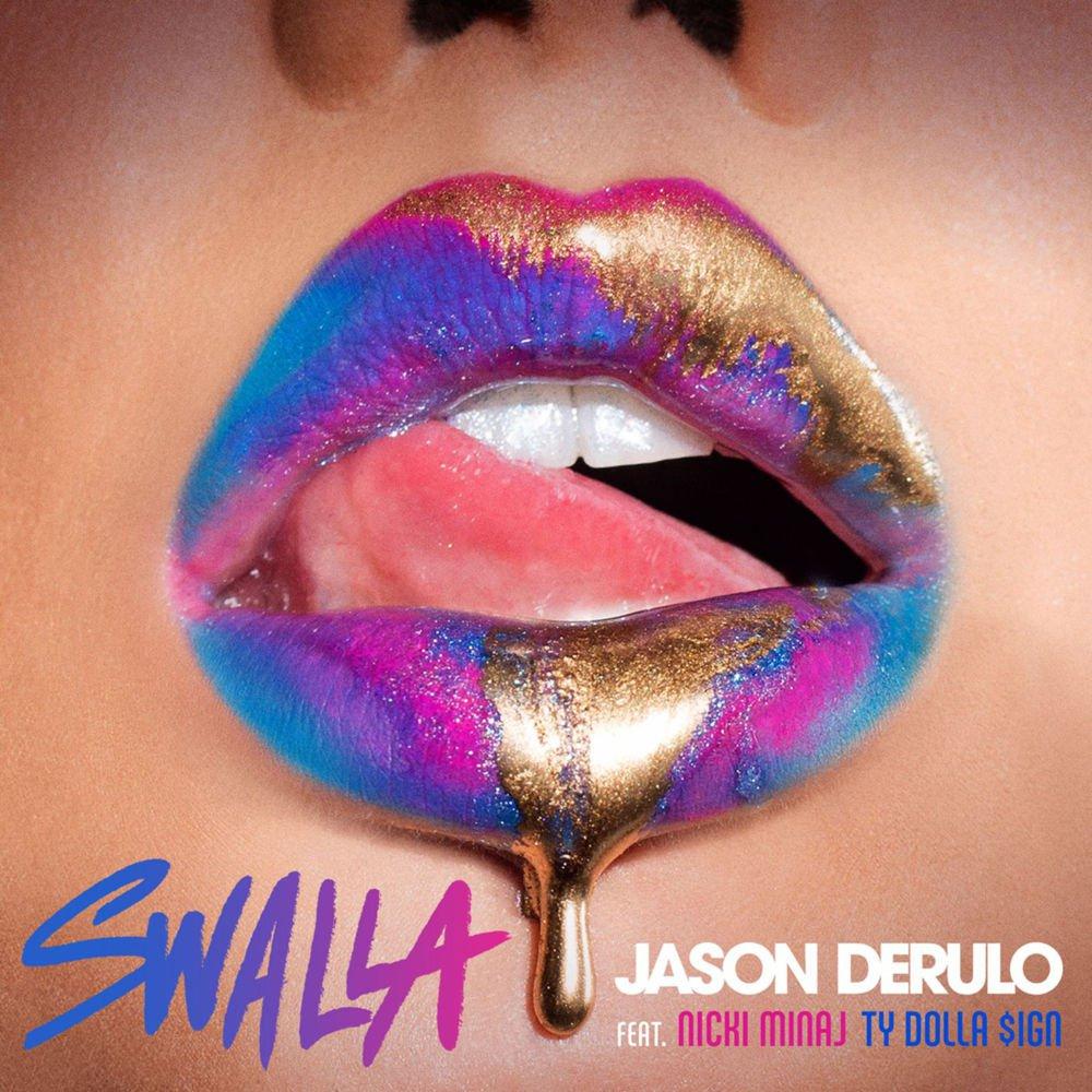 official photos 8f0b7 15655 Jason Derulo feat. Nicki Minaj & Ty Dolla Sign - Swalla ...