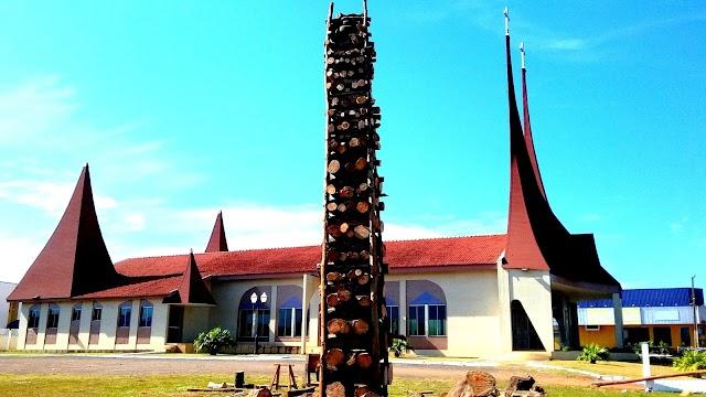 72ª Festa do Padroeiro São Pedro em Roncador