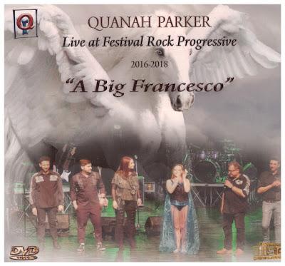 Risultati immagini per quanah parker live festival rock prog