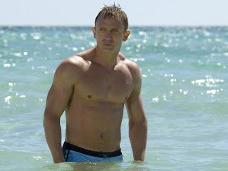 Muso da semana:  Daniel Craig, o 007
