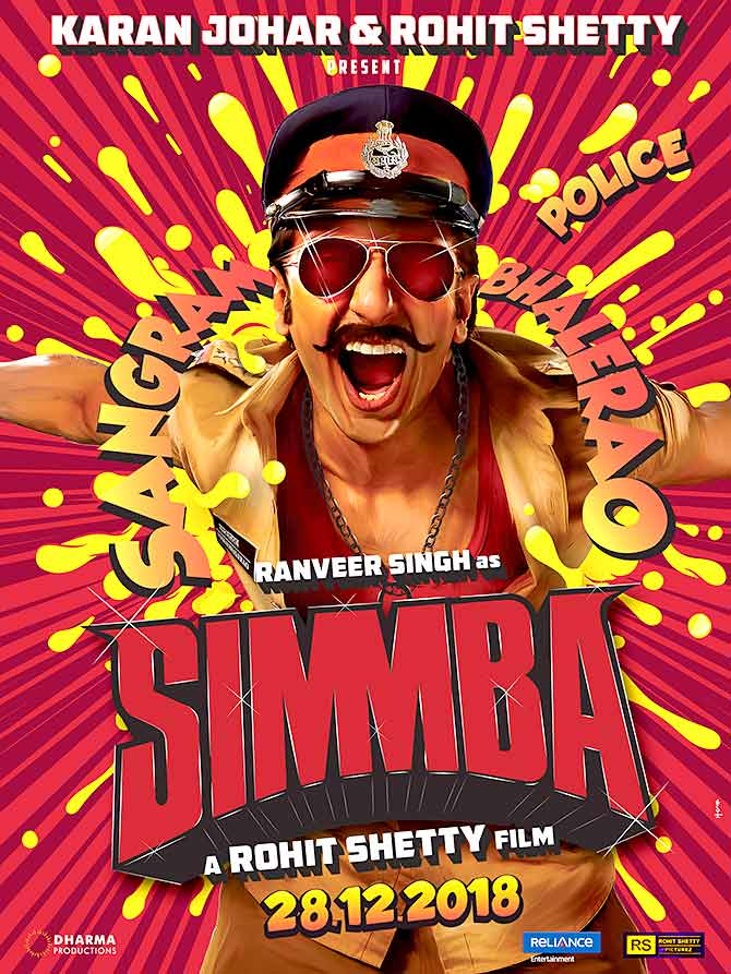 Movies Hits: Simmba khatrimaza 2018 Hindi BluRay AAC MKV