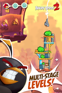 Free Download Angry Birds 2 apk + obb