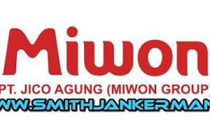 Lowongan PT. JICO AGUNG (Miwon Group) Pekanbaru Juli 2018