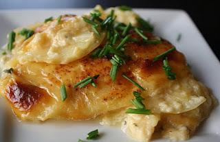 картофель с сыром, запеченый картофель, картошка