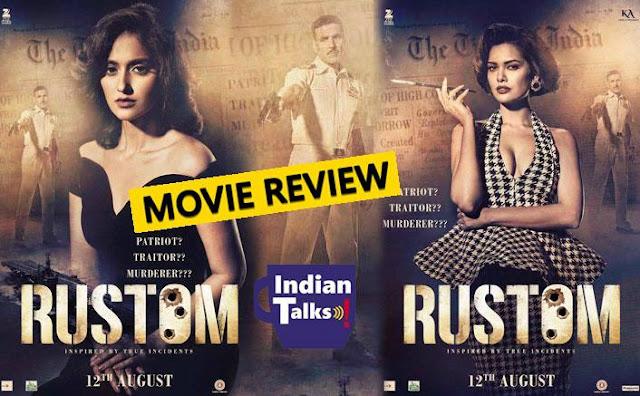 Rustom Full Review Rating
