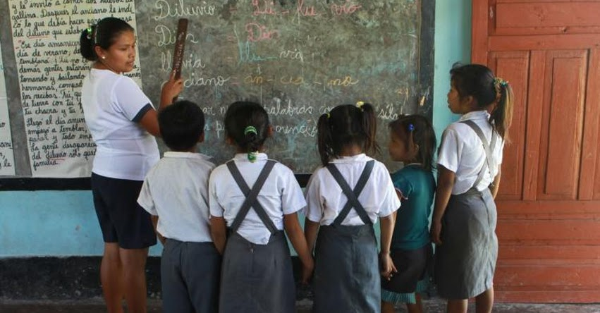 MINEDU atenderá necesidades de estudiantes de zonas rurales - www.minedu.gob.pe