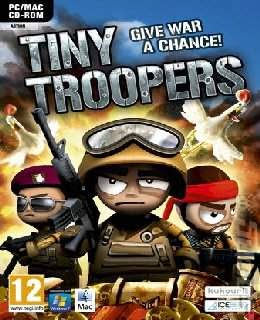 Tiny Troopers wallpapers, screenshots, images, photos, cover, poster