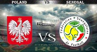 مباراة بولندا والسنغال اليوم  الثلاثاء 19-6-2018 كاس العالم روسيا 2018