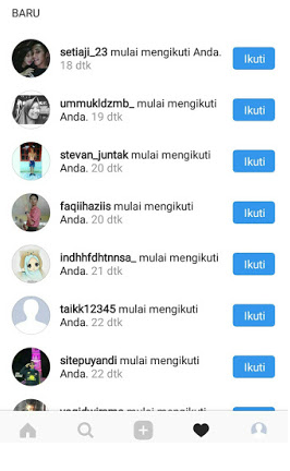 Cara membuat akun Instagram agar banyak followers