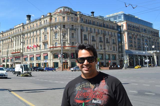 Vida Sem Fronteiras: Moscou