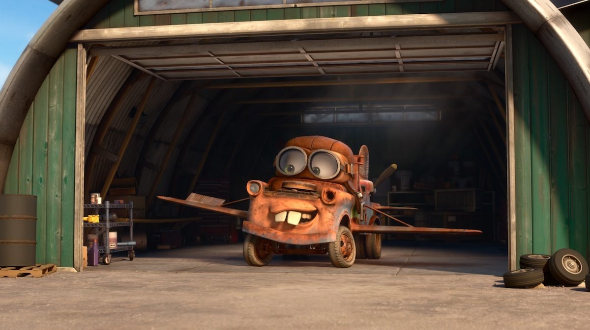 Pixar Corner: Awesome Stills From 'Air Mater