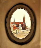 Z okienka Ratusza