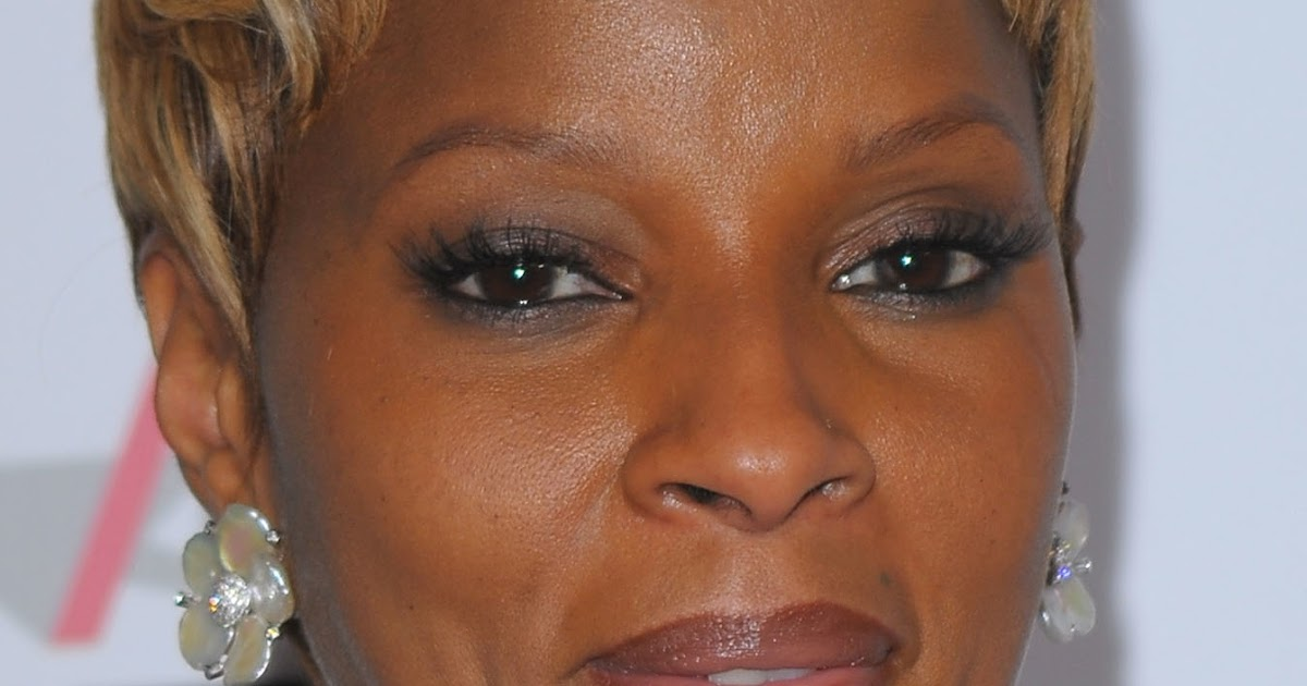 J Hairstyle: Mary J Blige Hairstyle Trends: Mary J Blige Hairstyle Pictures