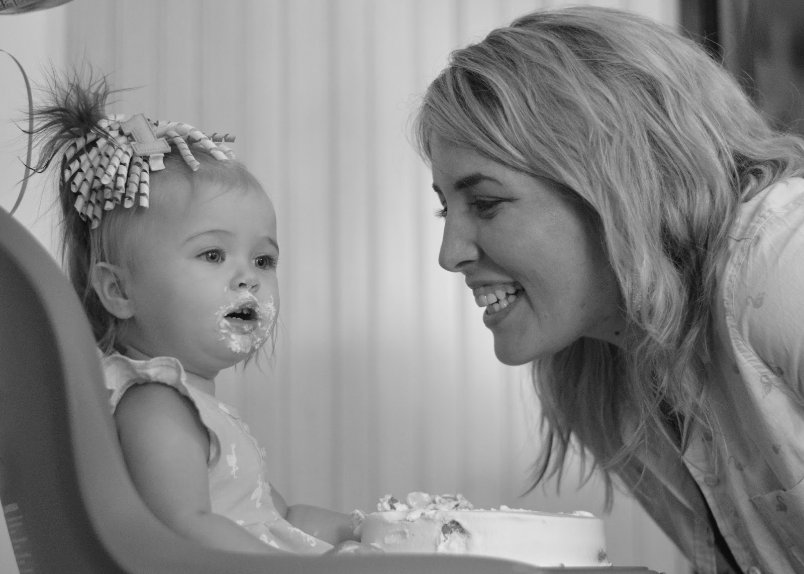 Tess's 2nd Birthday Letter {From Mommy}